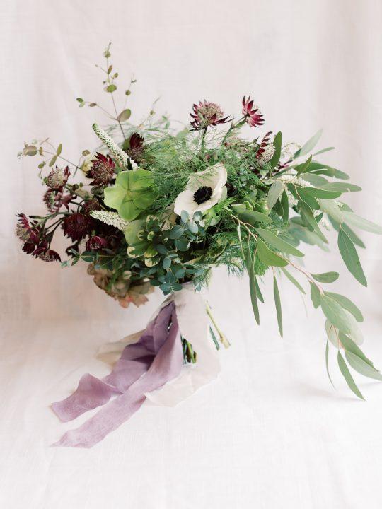 Romantic Forest Bridal Inspiration Grace Aston Photography07