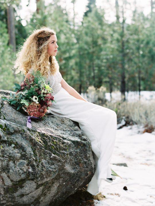 Romantic Forest Bridal Inspiration Grace Aston Photography09