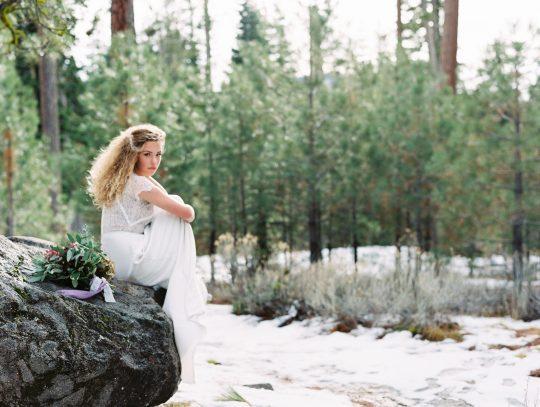 Romantic Forest Bridal Inspiration Grace Aston Photography10