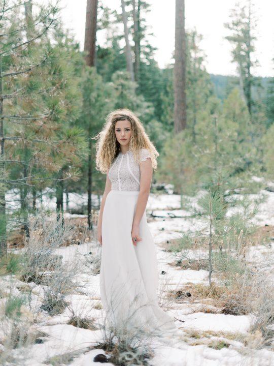 Romantic Forest Bridal Inspiration Grace Aston Photography13