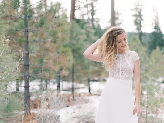 Romantic Forest Bridal Inspiration Grace Aston Photography14