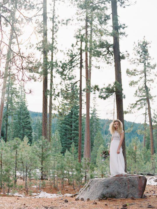 Romantic Forest Bridal Inspiration Grace Aston Photography16