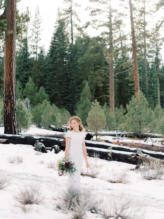 Romantic Forest Bridal Inspiration Grace Aston Photography18