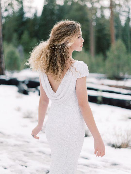 Romantic Forest Bridal Inspiration Grace Aston Photography20