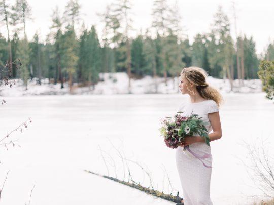 Romantic Forest Bridal Inspiration Grace Aston Photography22