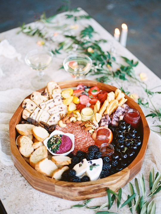 Wedding Reception Grazing Tray