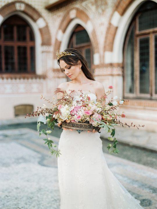 Antique Old World Wedding Inspiration