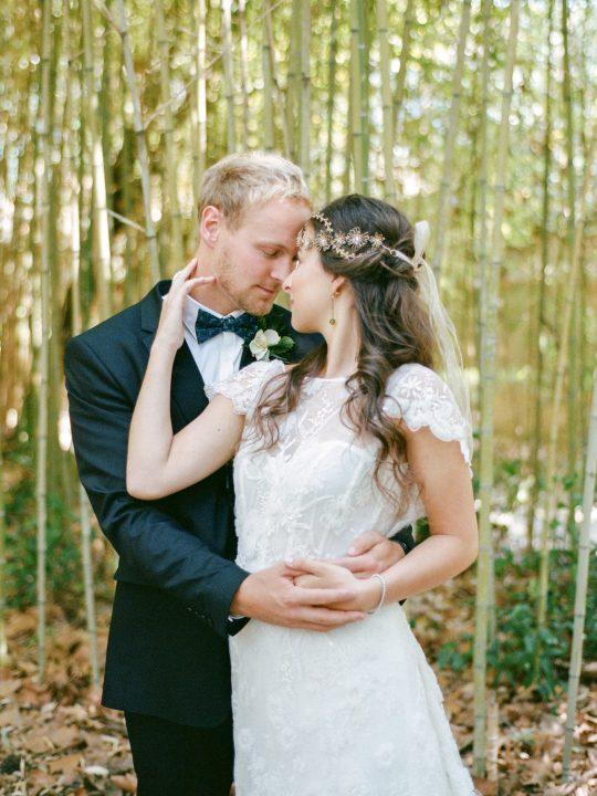 Botanical Gardens Wedding Inspiration