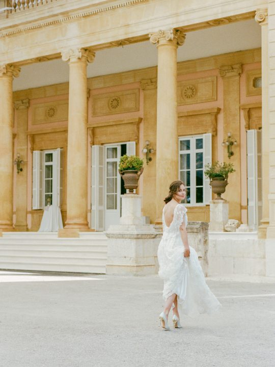 Elegant Spanish Wedding Inspiration
