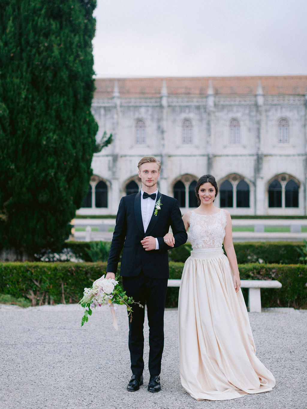 European Architecture Wedding Inspiration