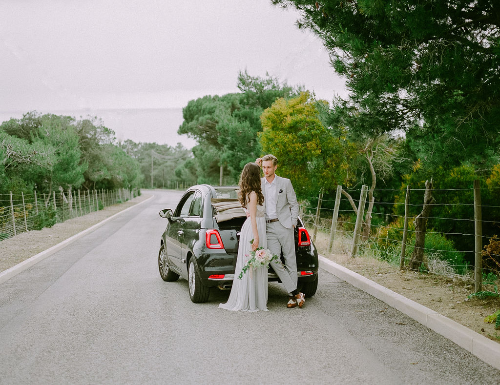 European Elopement Inspiration