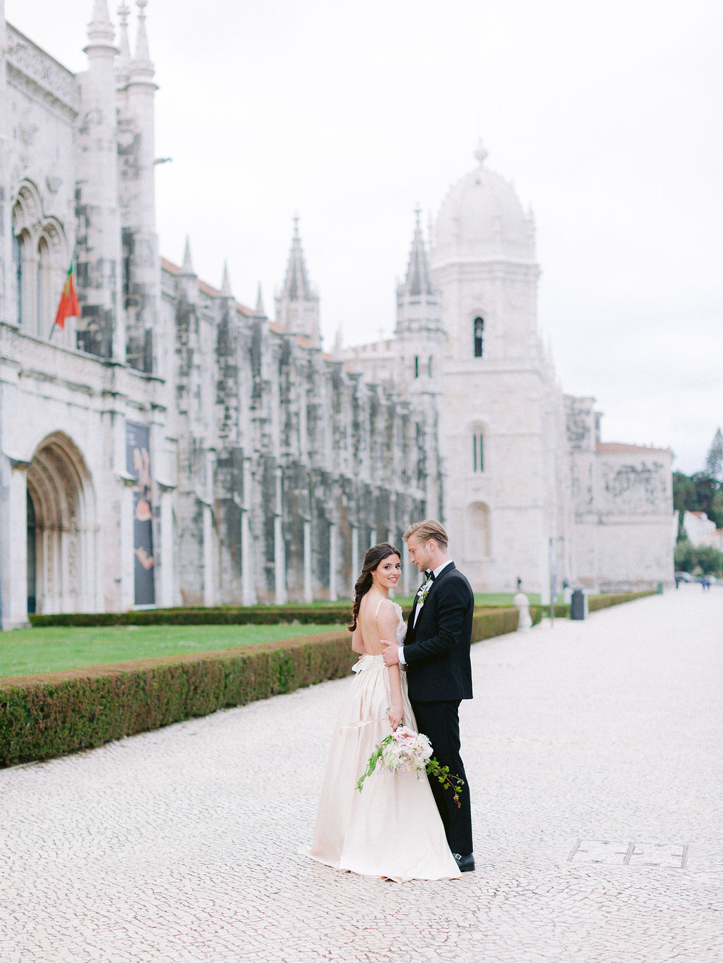 Lisbon Elopement Photo
