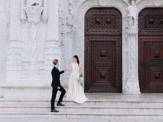 Lisbon Wedding Photo