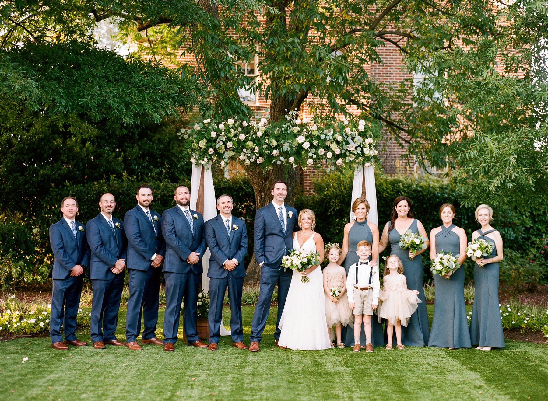 Luxe Raleigh Wedding with Unique Details AJ Dunlap Photography22