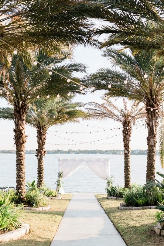 Waters Edge Wedding Ceremony