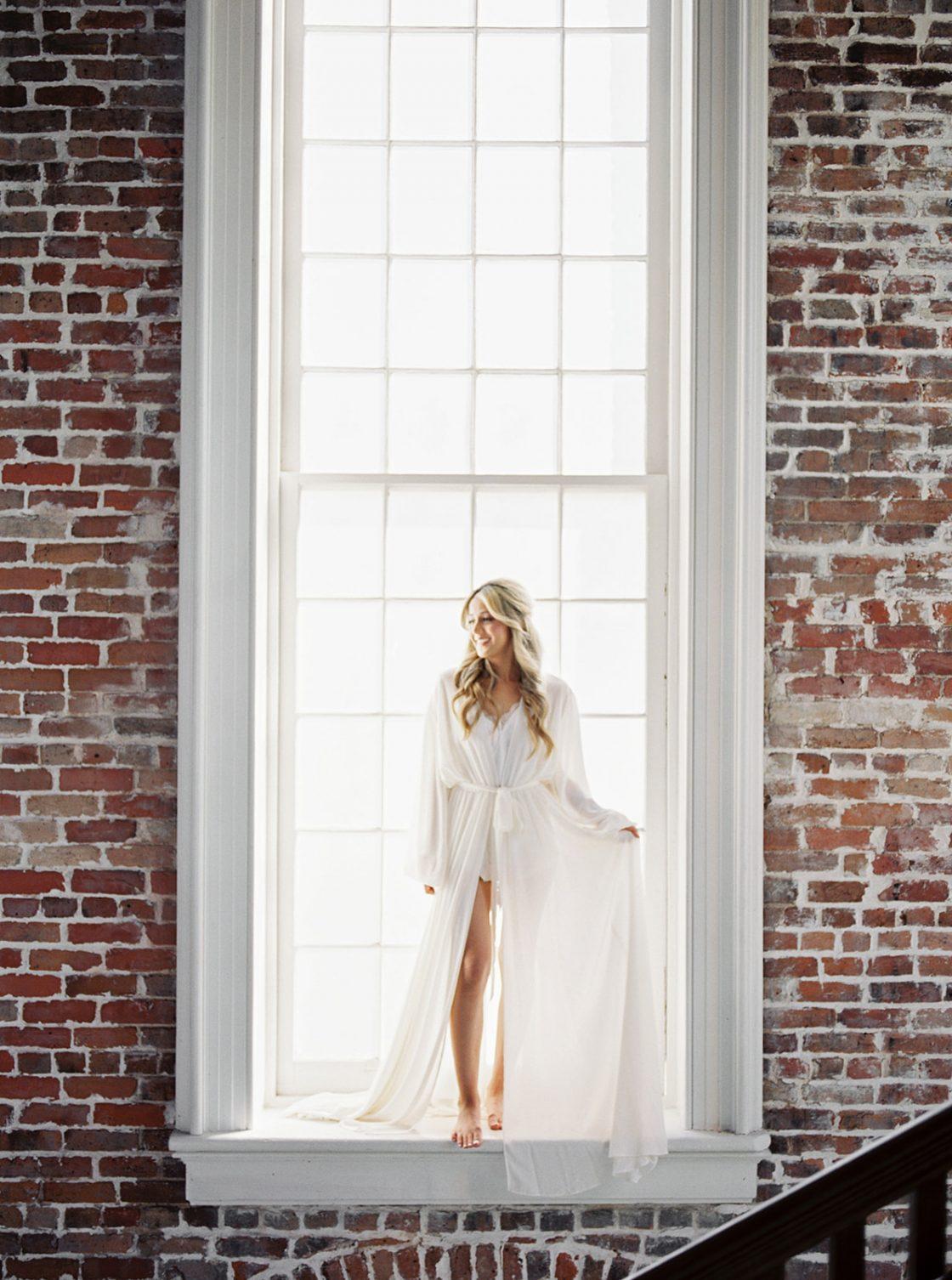 Bridal Getting Ready Robe