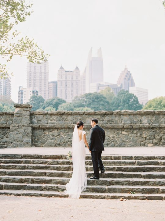 Elegant Atlanta Wedding