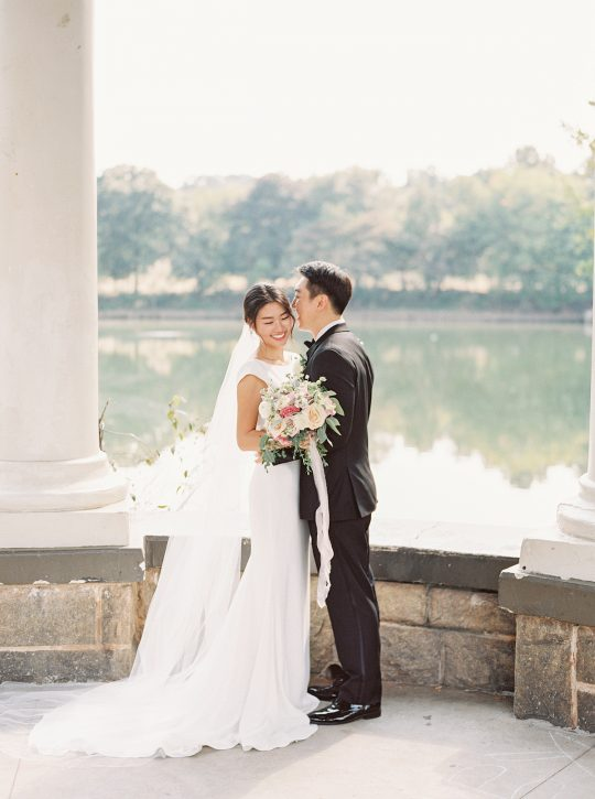 Elegant Rustic Wedding by Kristen Ley Green