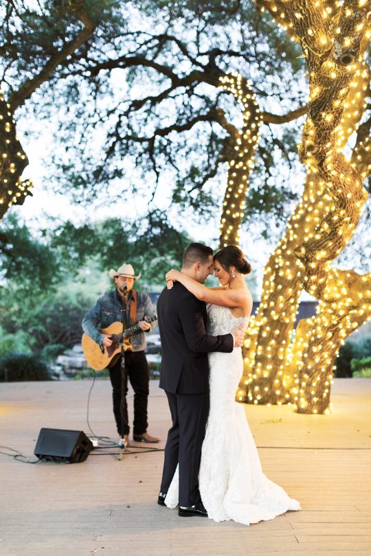 Josh Abbott Band Wedding Reception