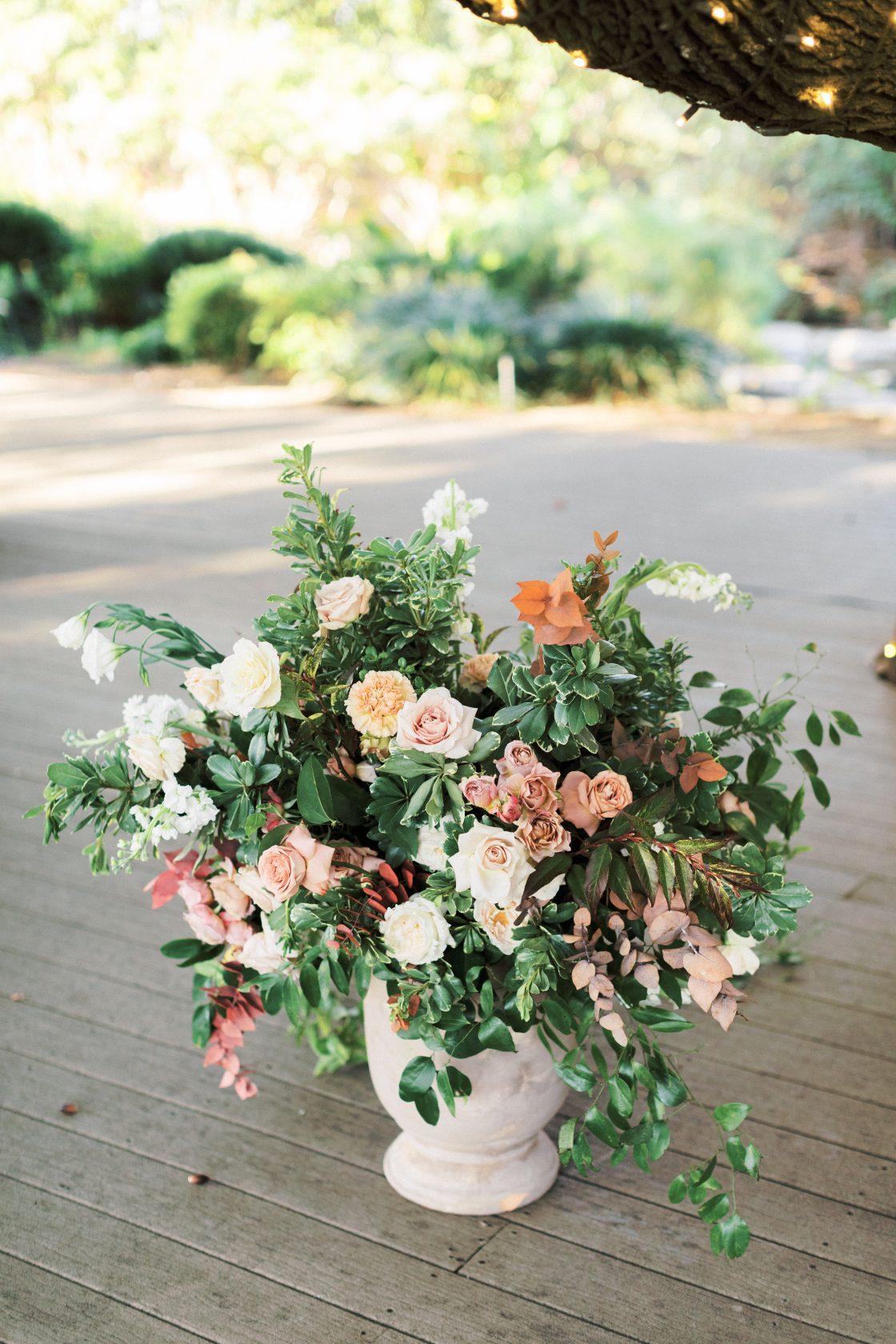 Large Wedding Floral Arrangement