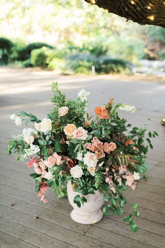 Large Wedding Floral Arrangement