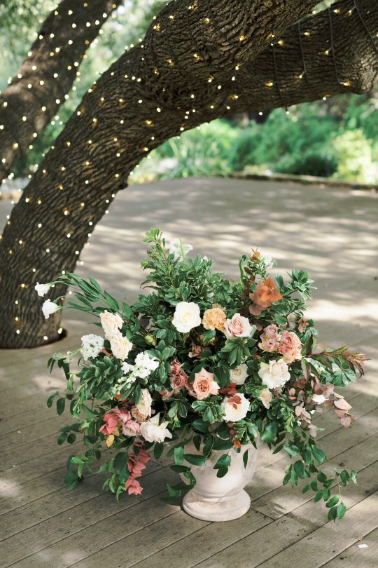 Lush Wedding Florals