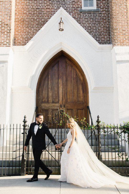 New Orleans Church Wedding