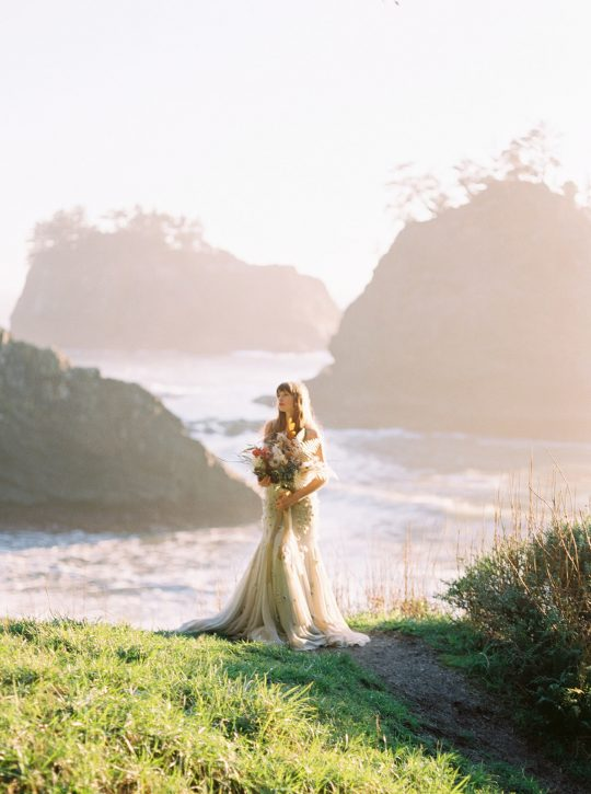Oceanfront Wedding Inspiration