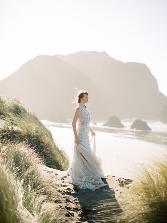 Pacific Ocean Sea Inspired Wedding by Sean Smith Photography 1