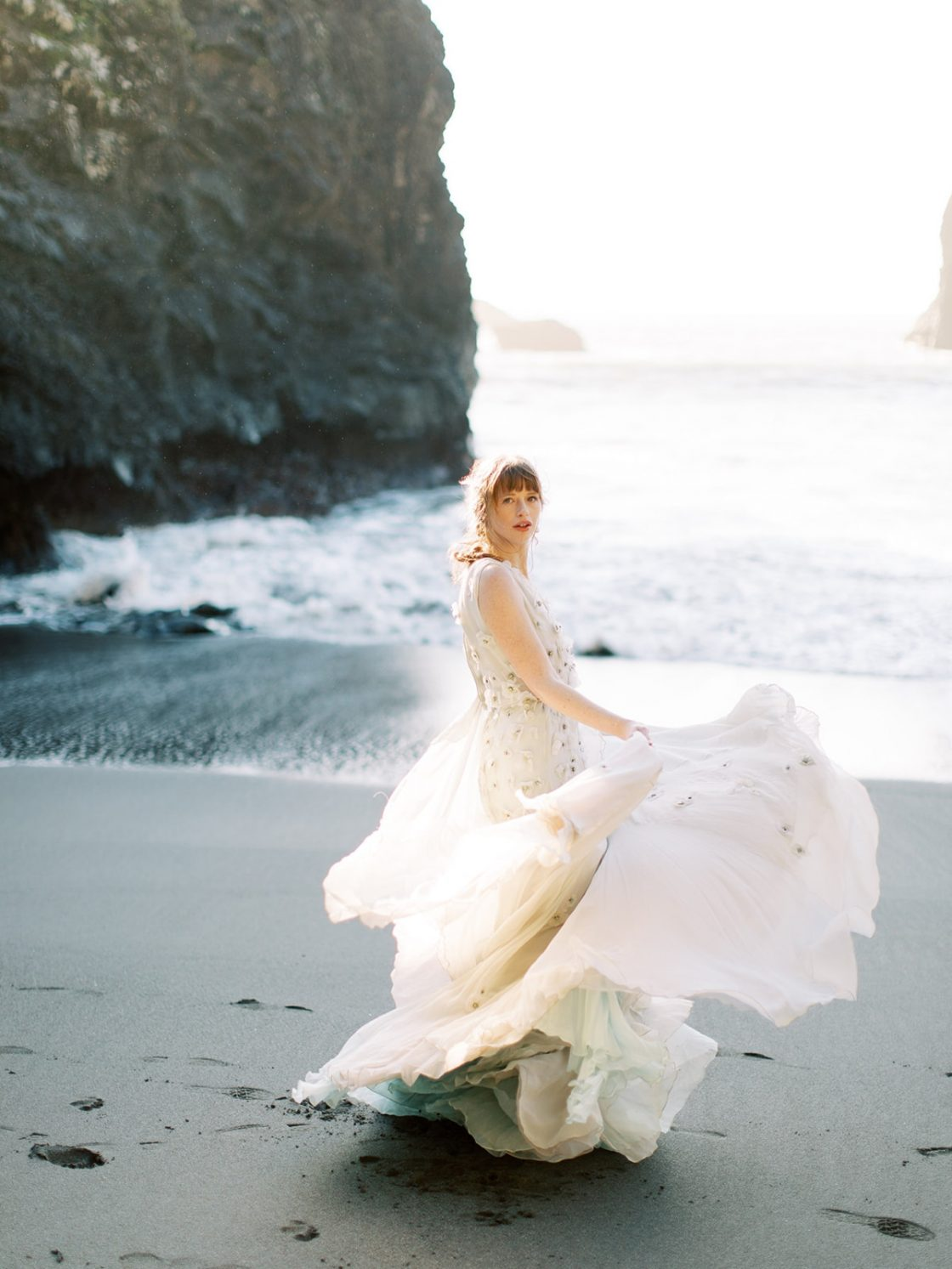 Pacific Ocean Sea Inspired Wedding by Sean Smith Photography 3