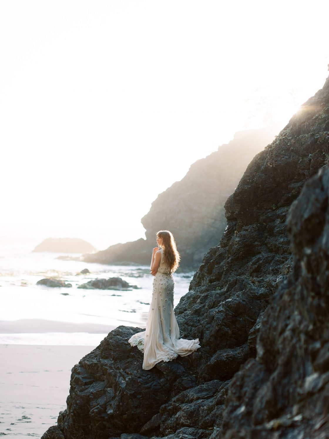 Pacific Ocean Sea Inspired Wedding by Sean Smith Photography 4