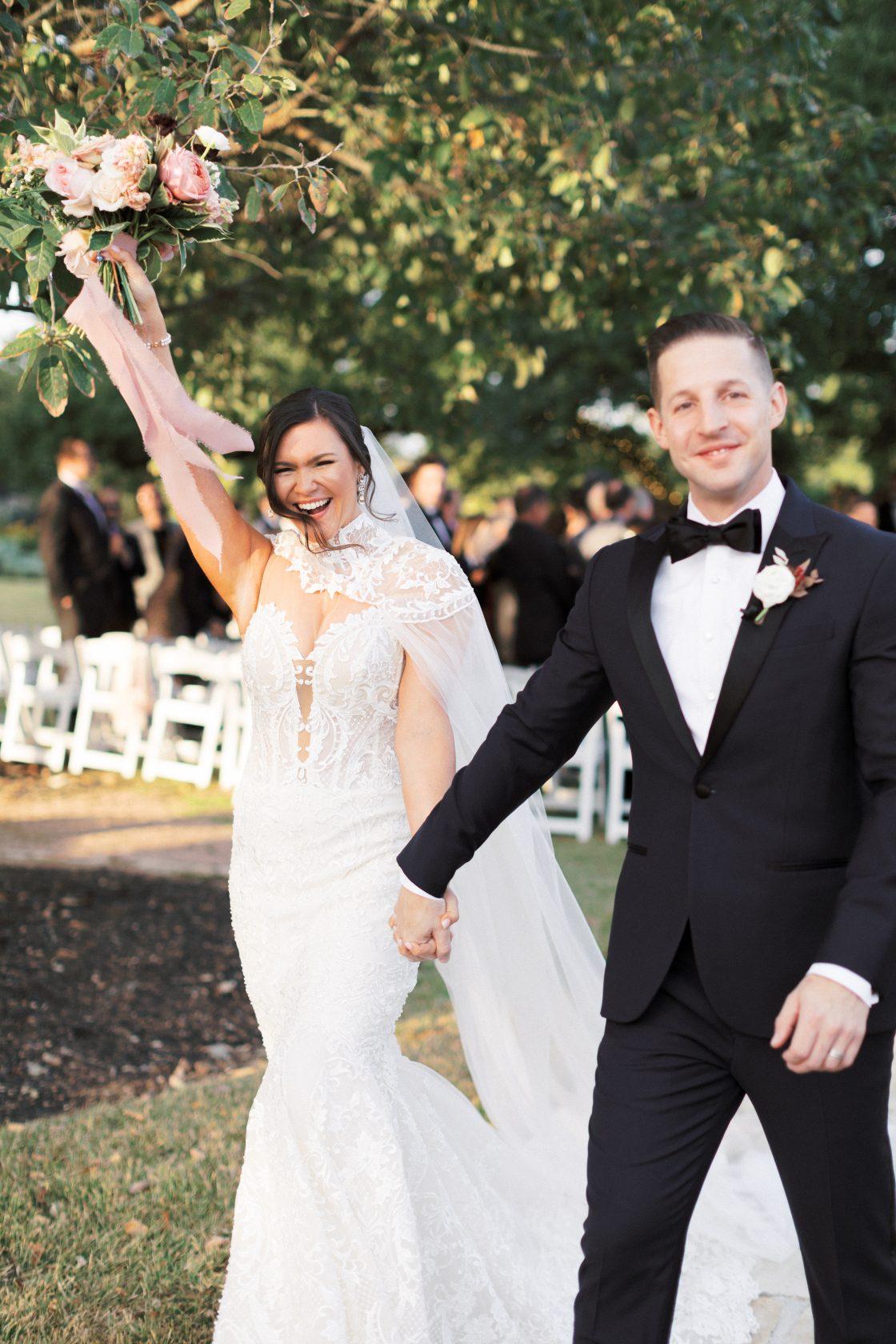 Romantic Texas Wedding Portrait 2