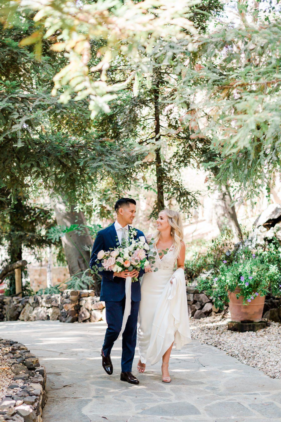 Rustic Elegant Wedding in California