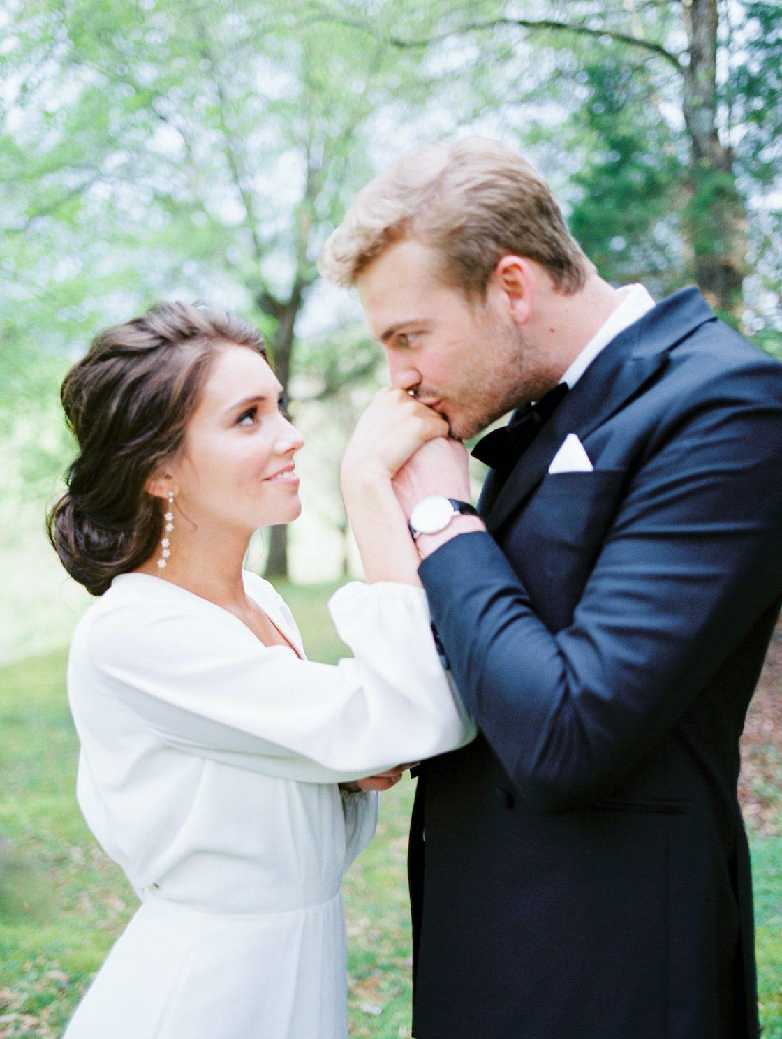 Sweet Bridal Portraits
