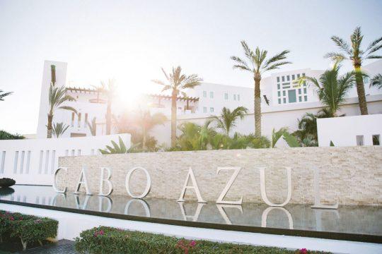 Cabo Azul Destination Wedding