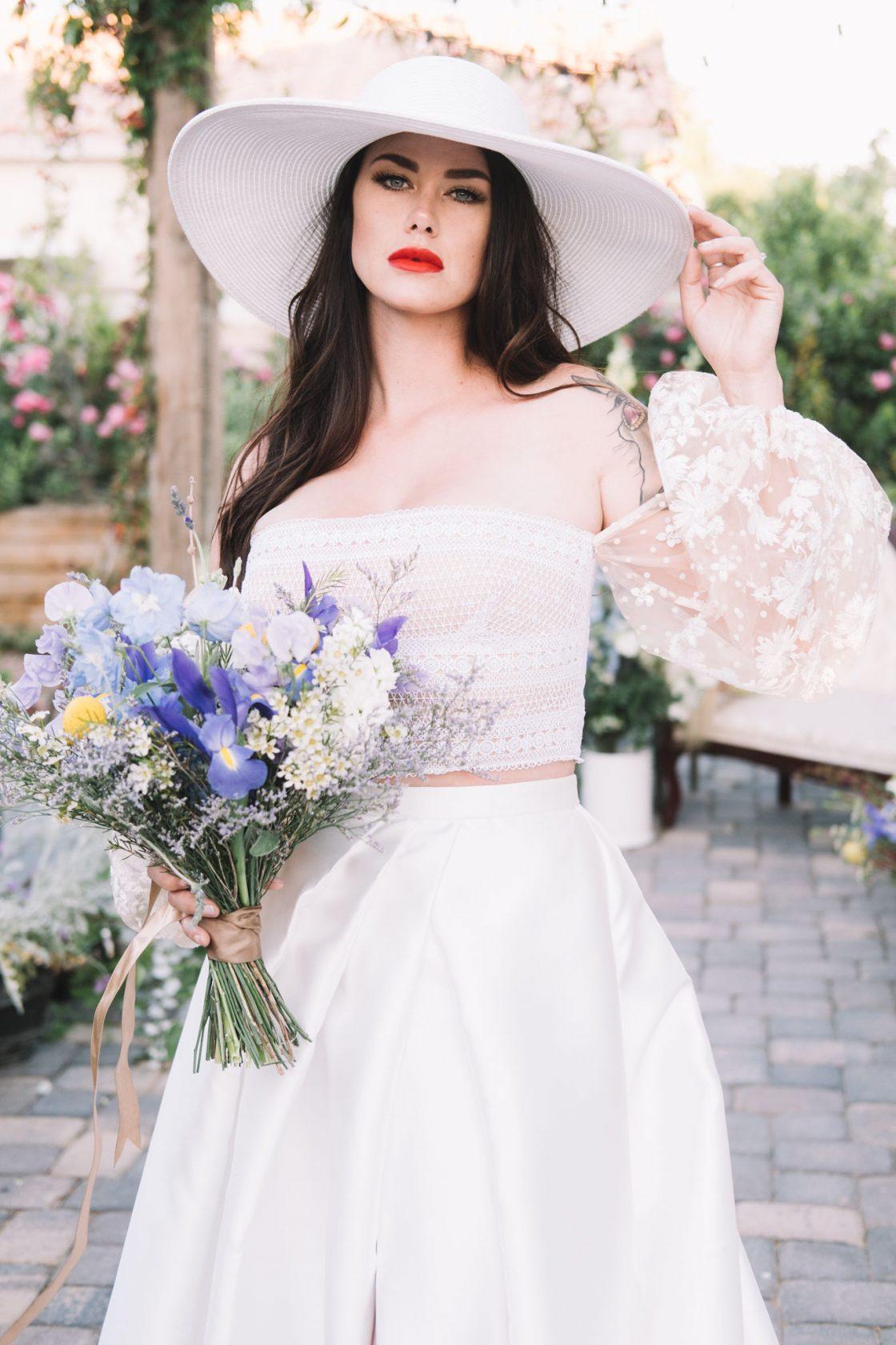 Chic Wedding Bride