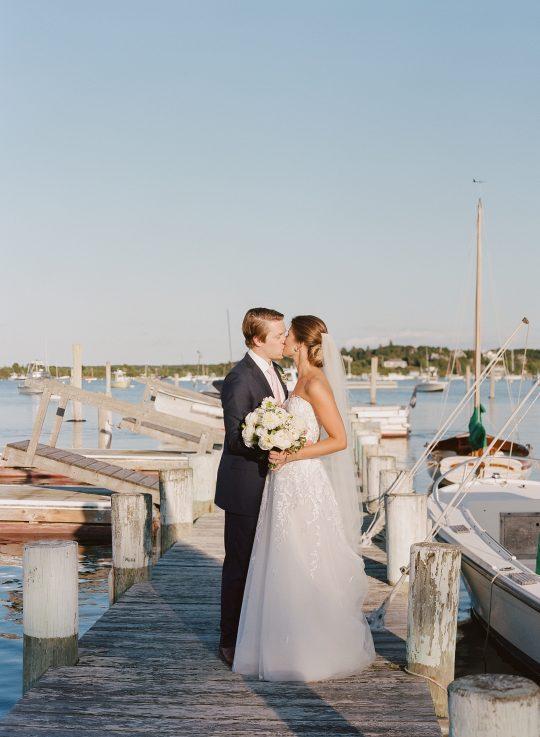 Classic Coastal New England Wedding
