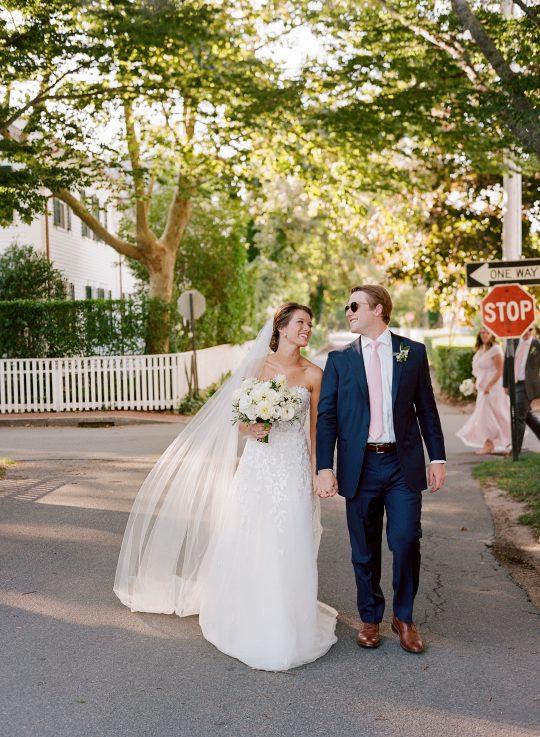 Classic New England Wedding