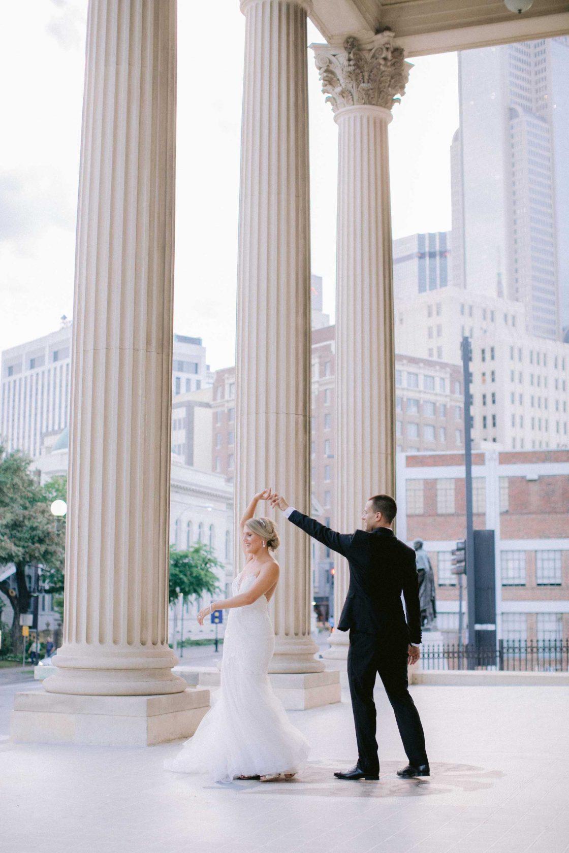 Dallas Wedding Portrait 1