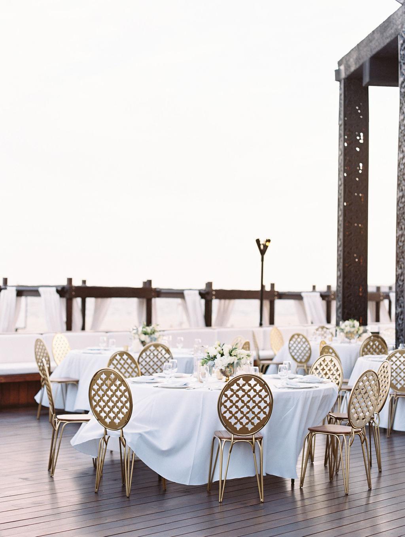 Destination Wedding Reception Decor