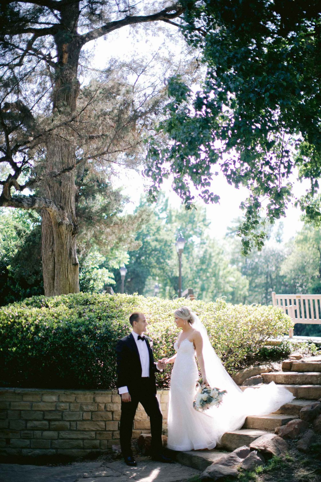 Elegant Romantic Wedding Portrait 2