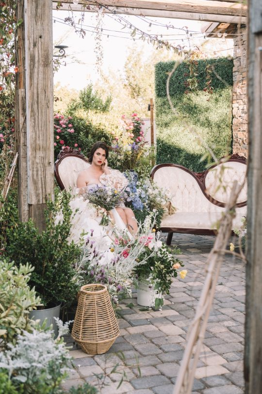 French Countryside Chic Wedding Inspiration 2