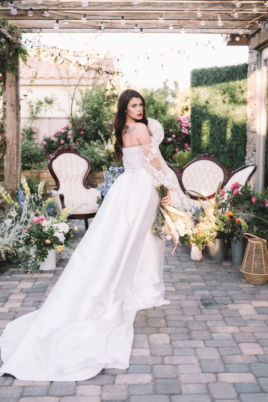 French Countryside Chic Wedding Inspiration 3