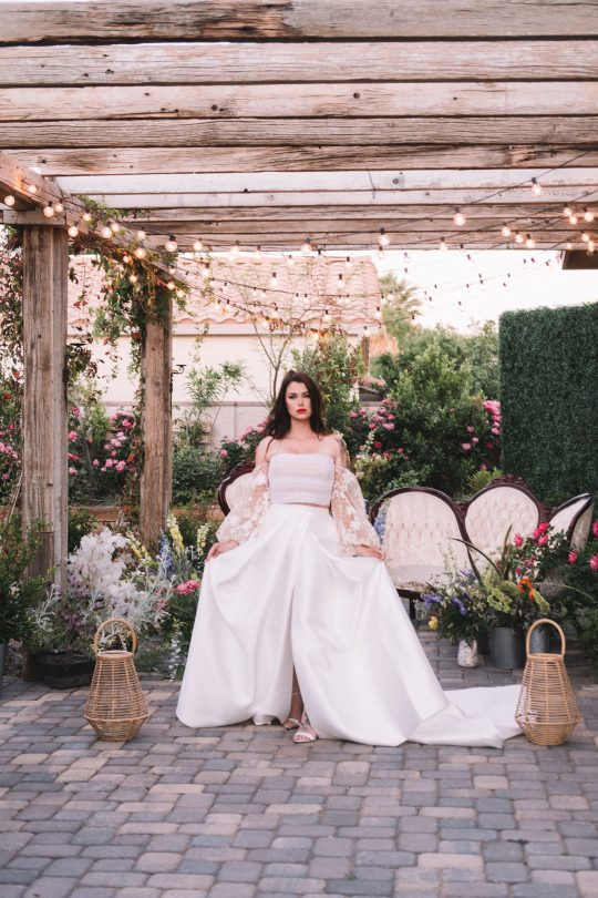 French Countryside Chic Wedding Inspiration 5