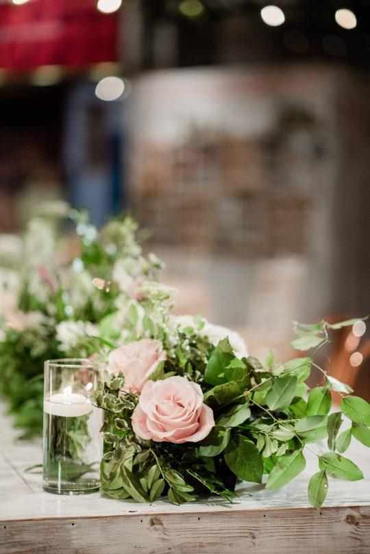 Greenery Garland Wedding Runner