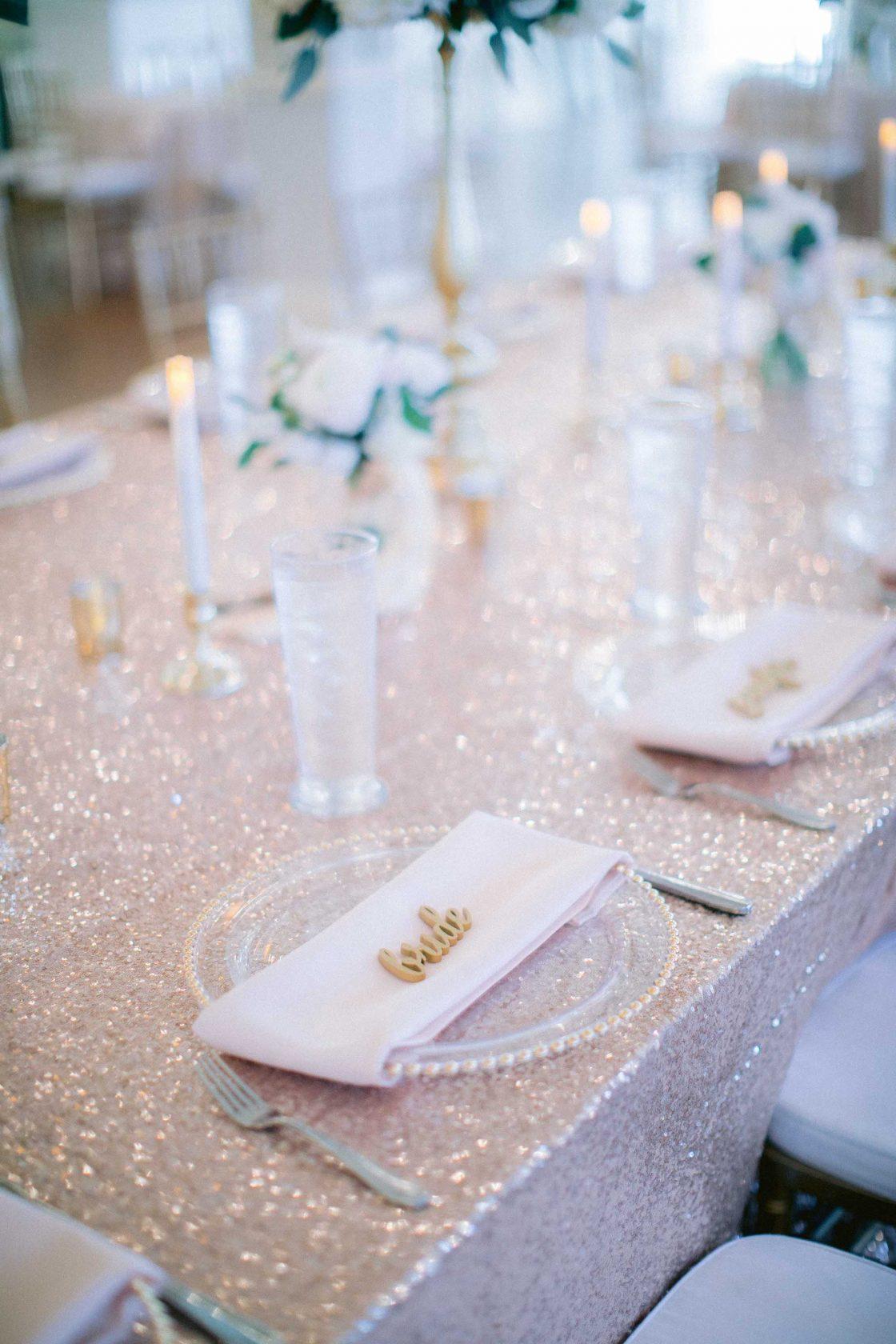 Laser Cut Wood Wedding Place Cards