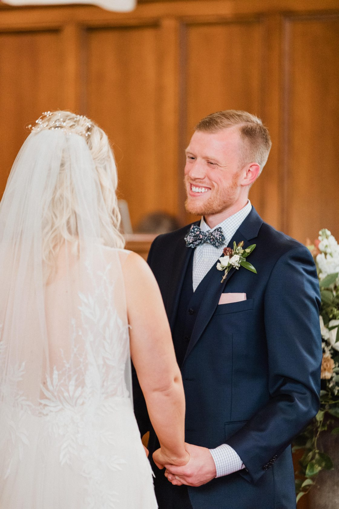 Michigan Wedding Ceremony