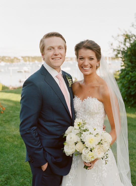New England Coastal Wedding