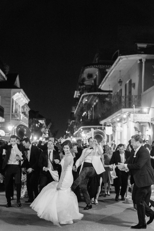 New Orleans Wedding Celebration