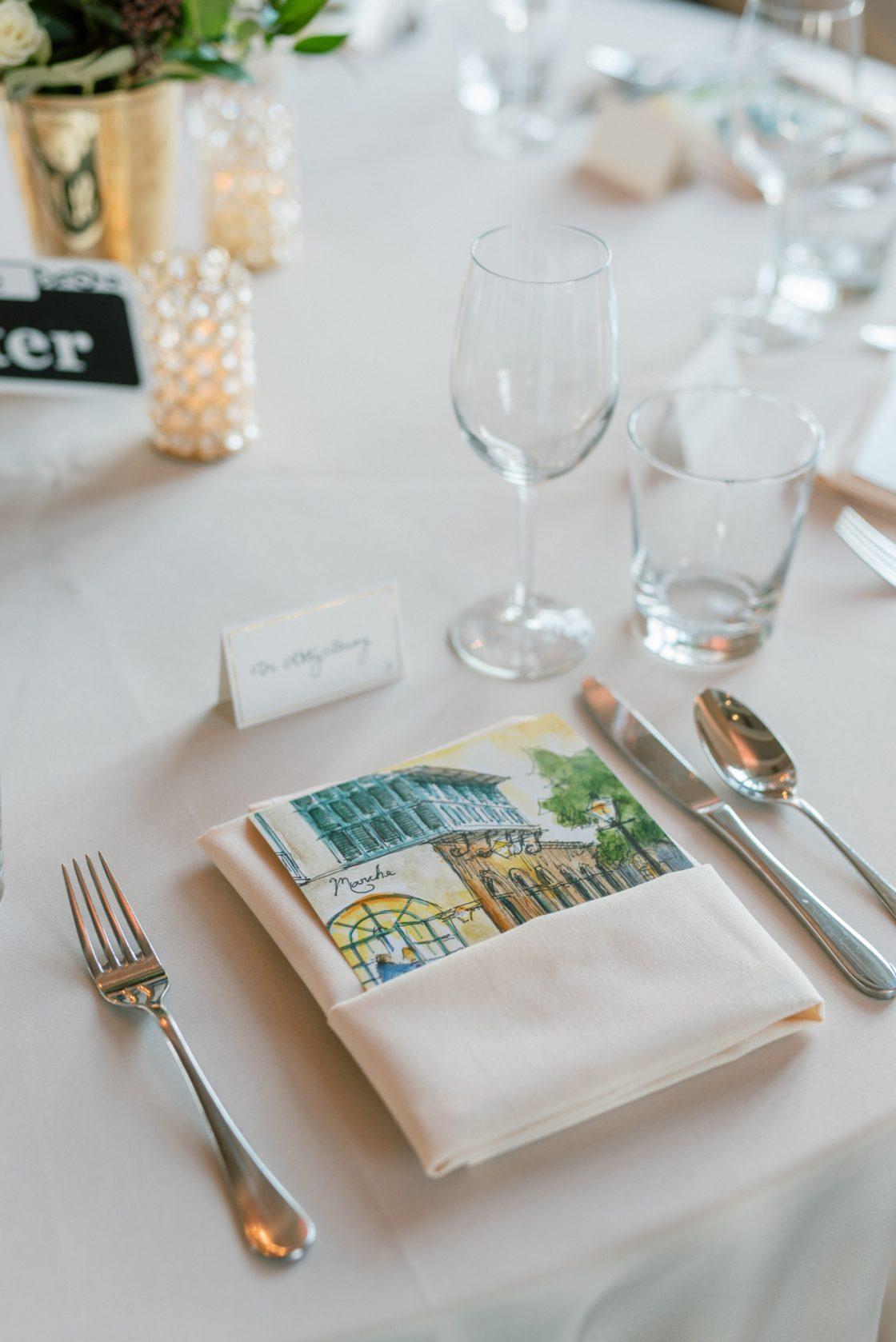 Simple Elegant New Orleans Wedding